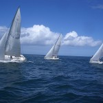 Les First Class 8 de St-Quay - Segelschief Skippertraining